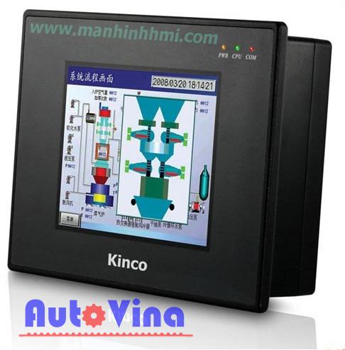 """Đại lý bán màn hình cảm ứng 5.6"""" inch MT4300C. Cung cấp màn hình HMI Kinco giá rẻ tại Việt Nam"""