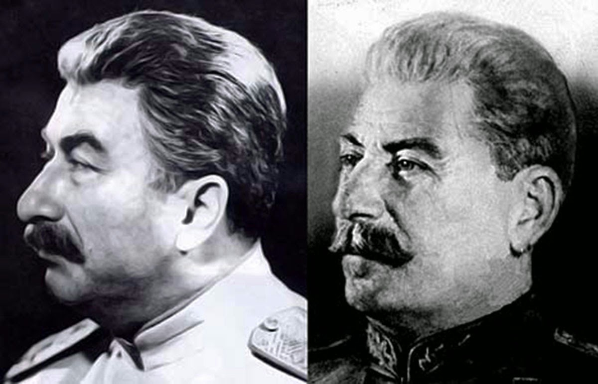 Even Stalin's closest comrades couldn't spot the imposter.