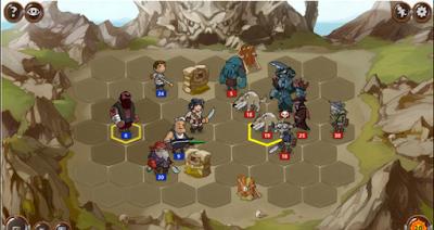 勇者大陸:海盜(Braveland Pirate),回合制策略RPG!