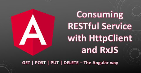 Consuming RESTful Service with HttpClient and RxJS