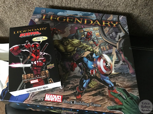 Marvel Legendary Game