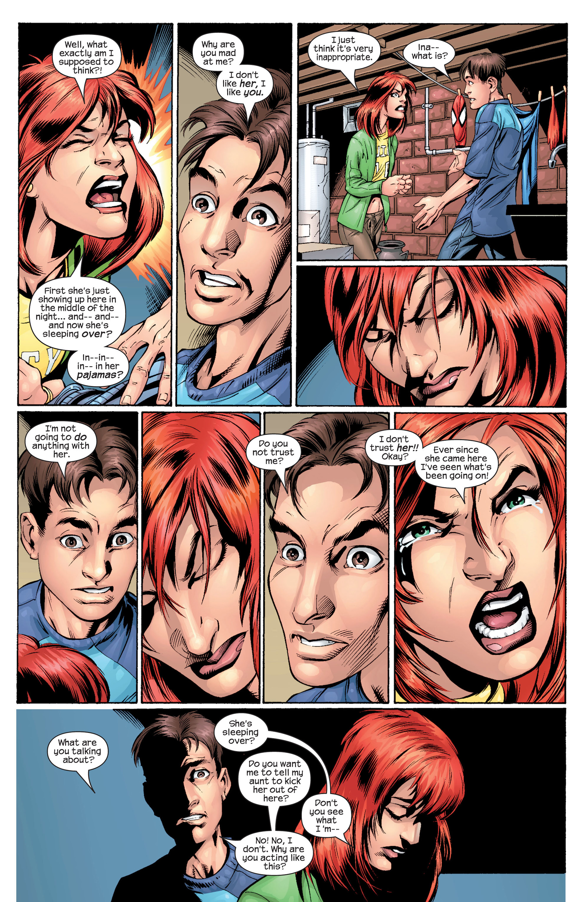 Read online Ultimate Spider-Man (2000) comic -  Issue #29 - 18