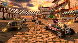 Download Beach Buggy Racing V1.2.12 MOD Apk Terbaru