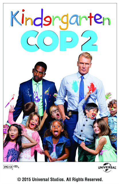 Kindergarten Cop 2 (2016) BRRip ταινιες online seires oipeirates greek subs