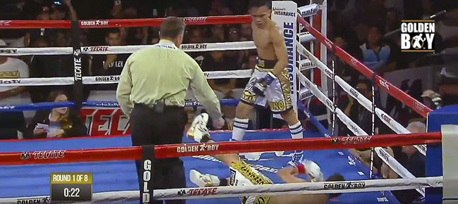 Filipino Romero Duno's BRUTAL Knockout Of Christian Gonzalez (VIDEO) March 10