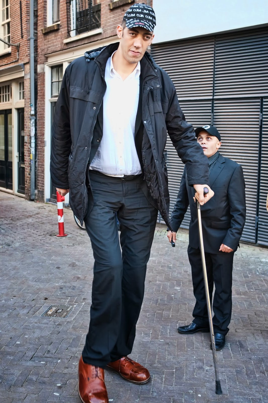 Did you know?: Tallest People Ever
