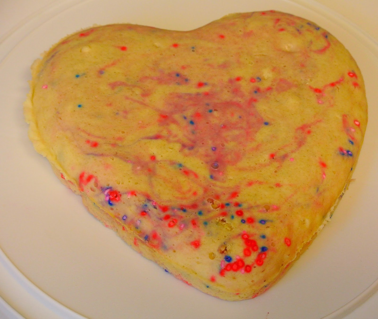 Heart Pancake, Breakfast food