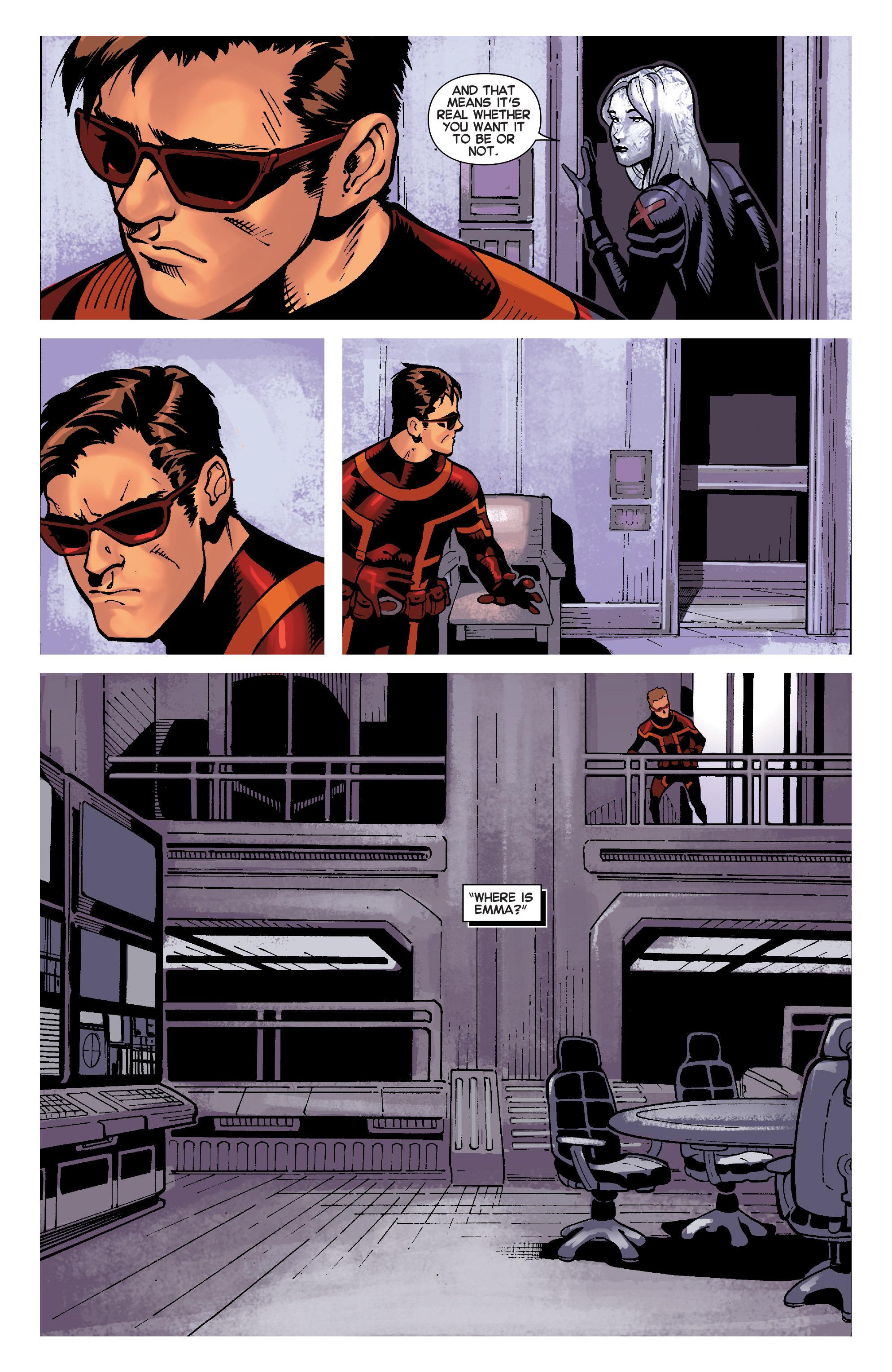 Read online Uncanny X-Men (2013) comic -  Issue #32 - 18