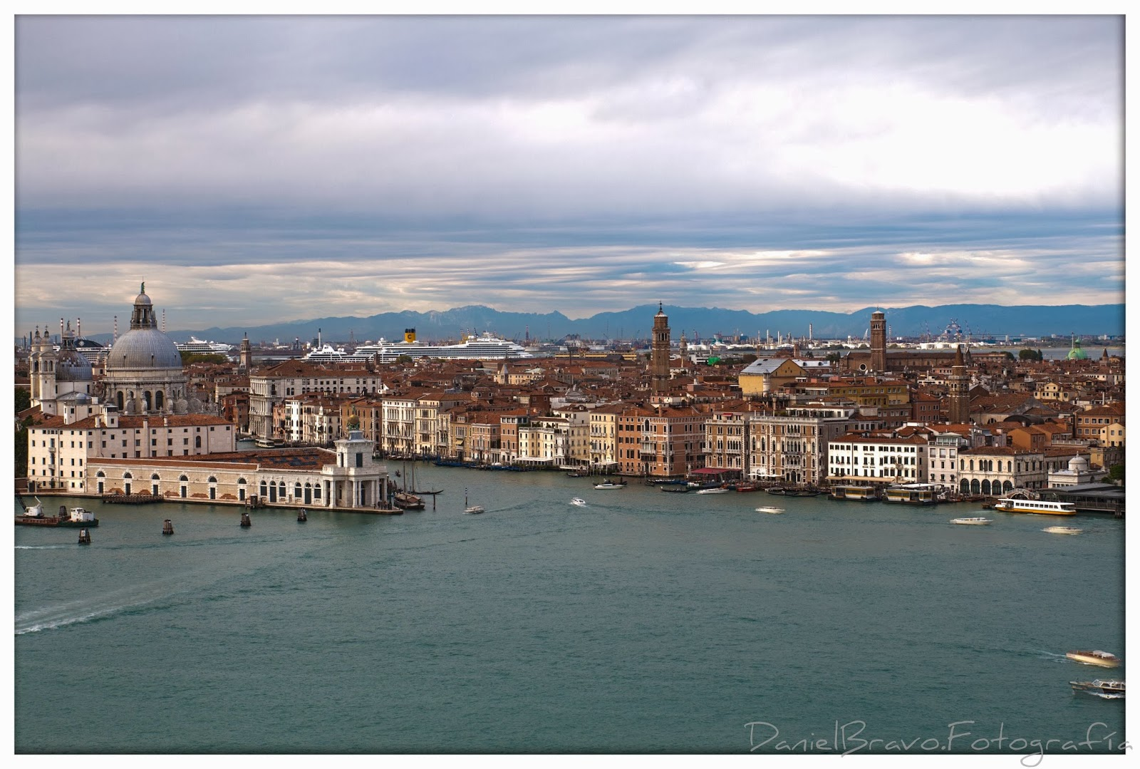 Venecia, Venezia, Gran Canal