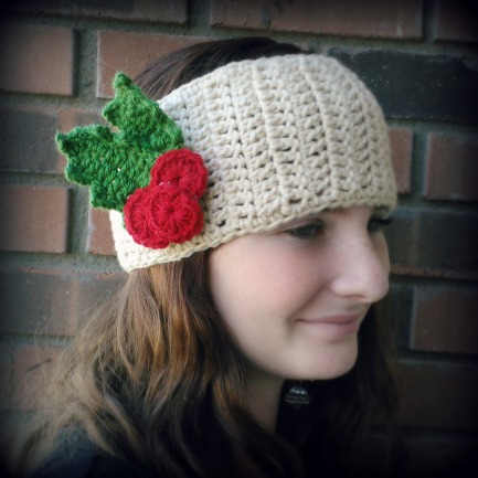 All Things Purdy Free Crochet Pattern Holly Berries