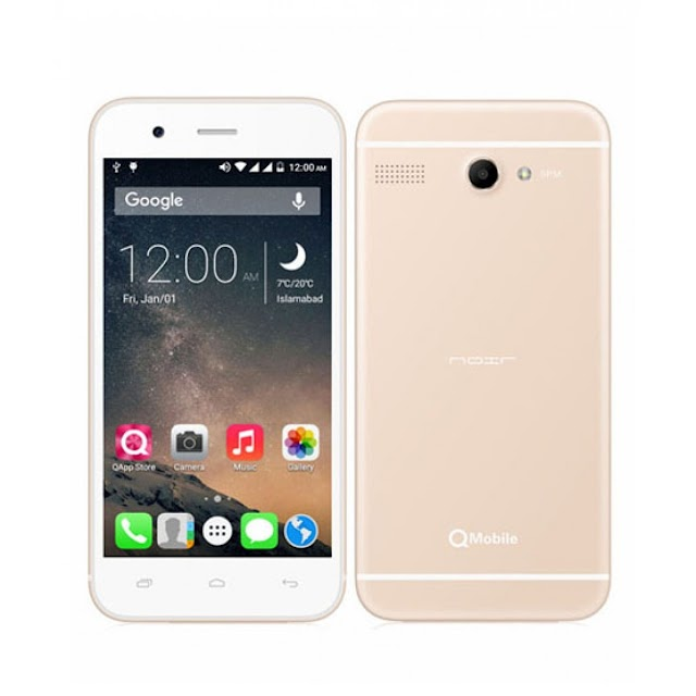 Qmobile i2 PAC Flash File 1000% Tested Free Download