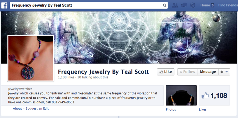 Frequency Jewelry