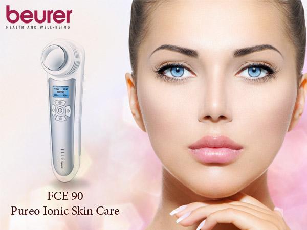 Chăm sóc da mặt với công nghệ ION đa chức năng hiện đại nhất hiện nay