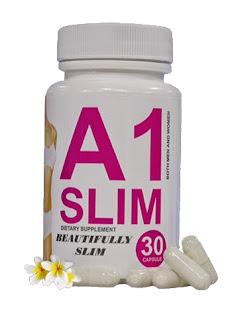 A1 Slim - Thực phẩm chức năng hỗ trợ giảm cân nhanh an toàn