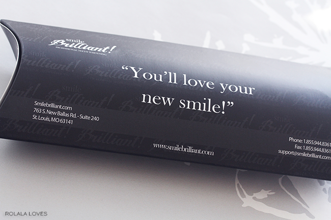 Smile Brilliant, Smile Brilliant Review,  Smile Brilliant Giveaway, Teeth Whitening system