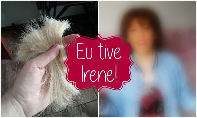 cabelo curto,cabelo ruivo,do loiro ao ruivo,Luciana De La Vega,