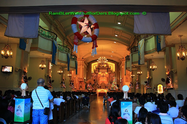 Interior, Cebu Metropolitan Cathedral, Cebu,Philippines