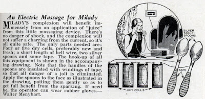 An Electric Massage for Miladay
