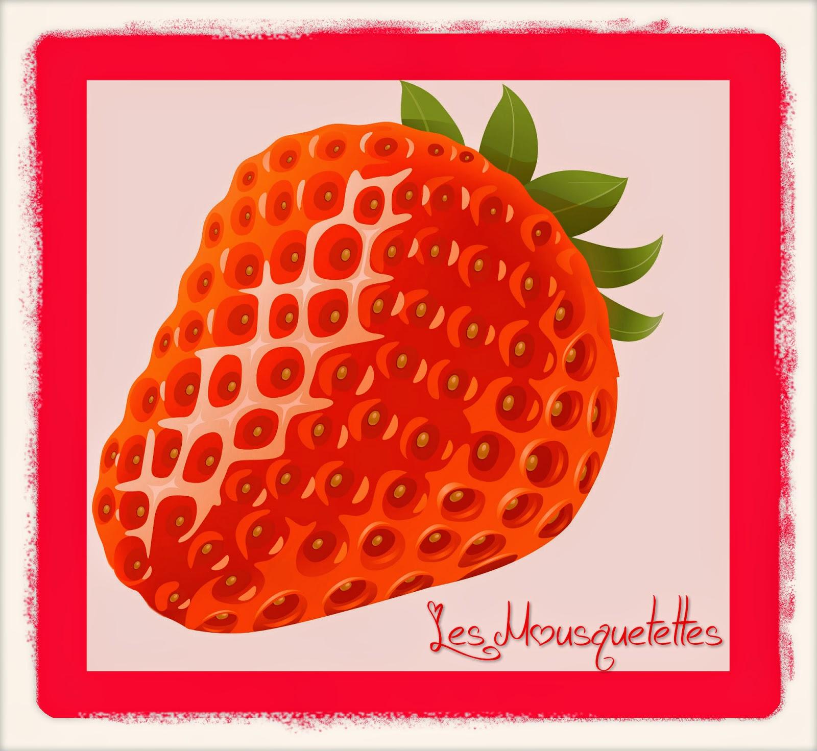 La fraise (compagniecorossol) - Les Mousquetettes©