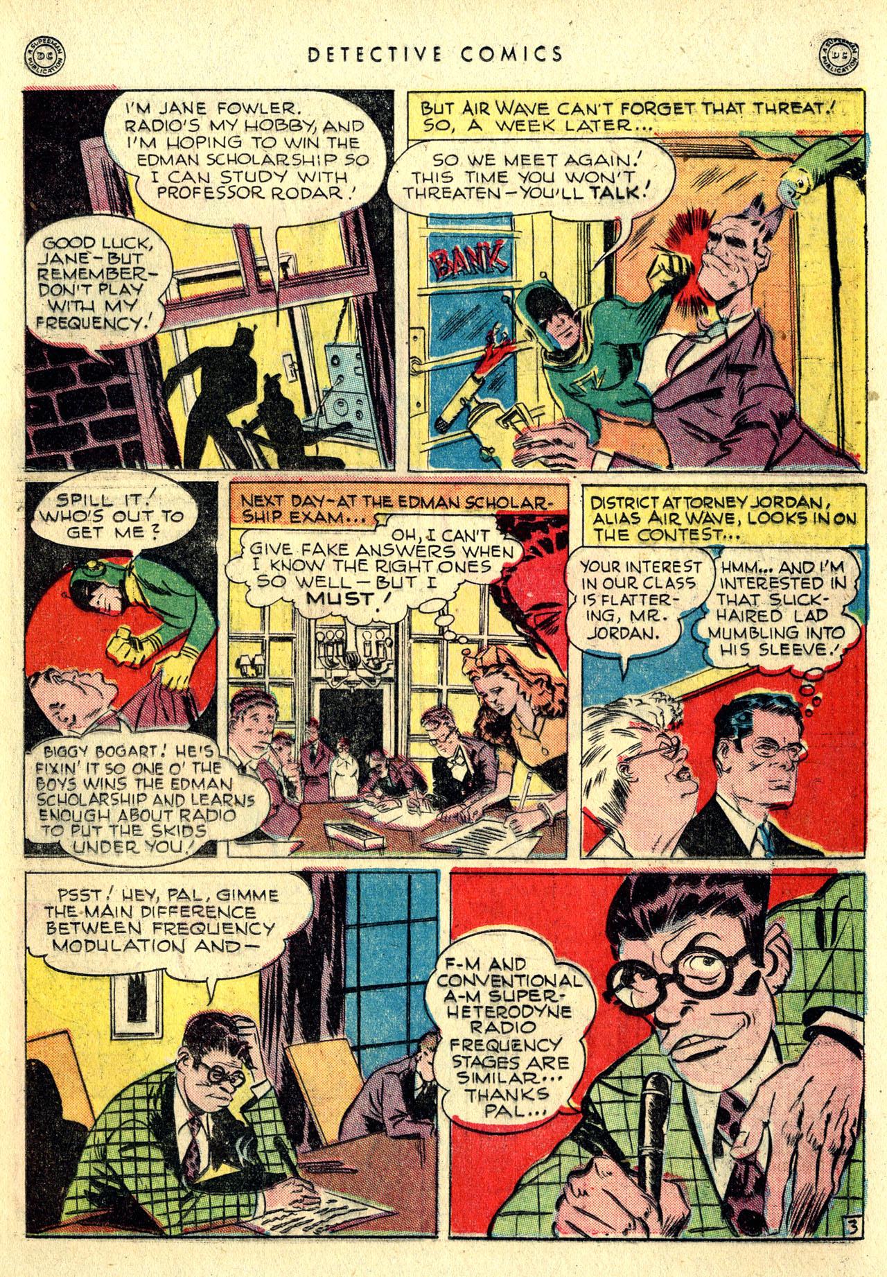Read online Detective Comics (1937) comic -  Issue #116 - 19