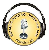 Rádio Estação Portão AM 1430 de Portão - Rio Grande do Sul