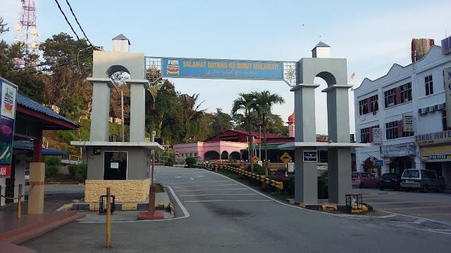 Bukit Malawati