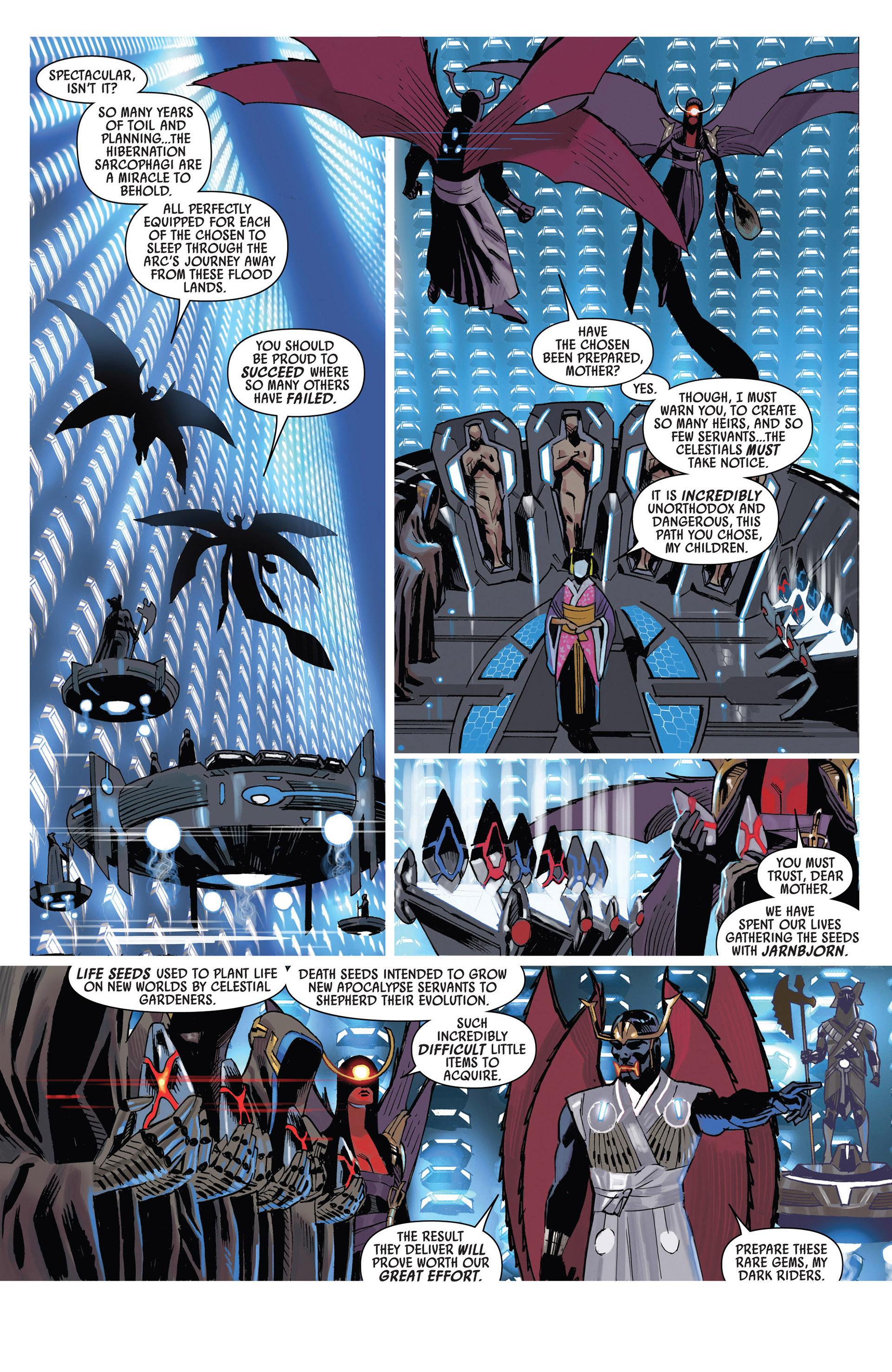 Read online Uncanny Avengers (2012) comic -  Issue #9 - 8
