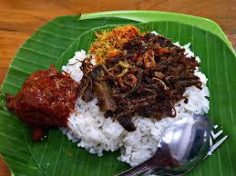 Kuliner Indonesia - Nasi Krawu Sufayah