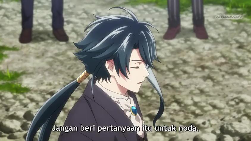 Bungou to Alchemist: Shinpan no Haguruma Episode 11 Subtitle Indonesia