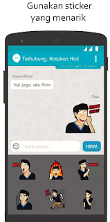 Mblo - Aplikasi Cari Kenalan Cewek Cowok Mudah