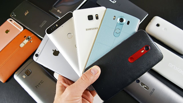 Top 10 Mind-Blowing Smartphones to be launched in 2017