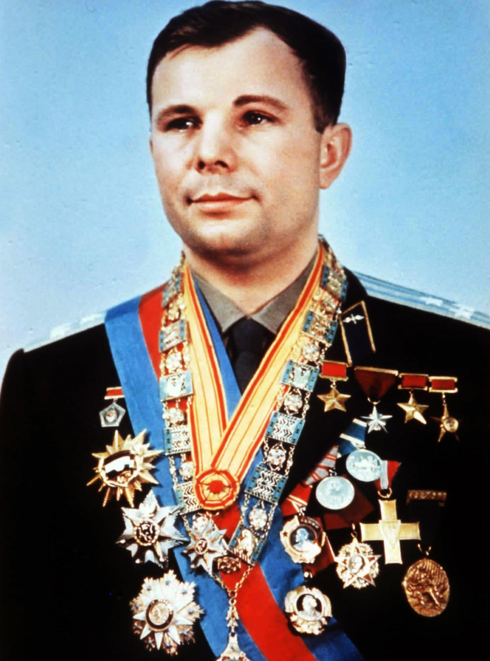 do what did yuri gagarin - photo #24