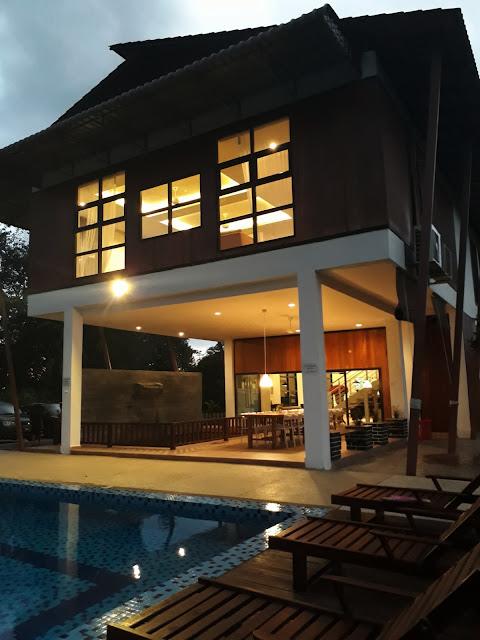 The Cedar Bidor di Perak