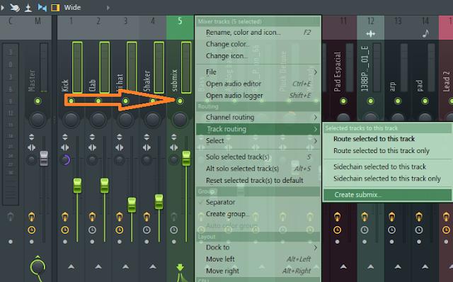 Trik cara bikin instrument lagu jadi tebal di FL studio 20
