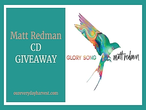 Matt Redman CD Giveaway