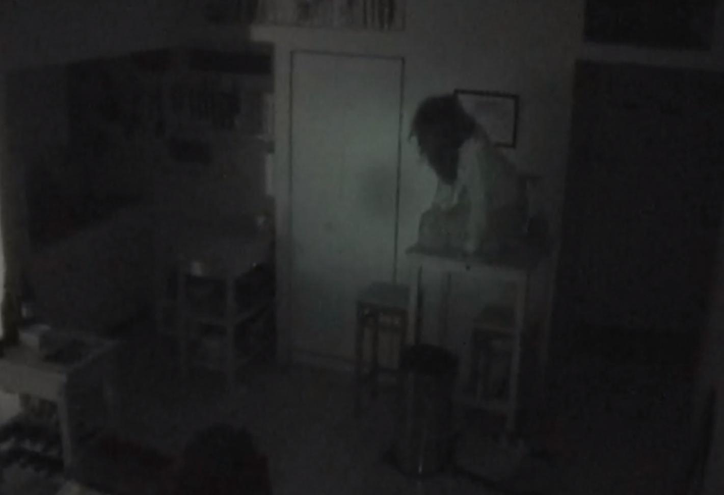 O Calafrio: A mulher invisível