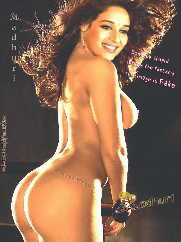 Madhuri Dixit Hot Nude Boobs, Madhuri Dixit Naked Boobs -3281