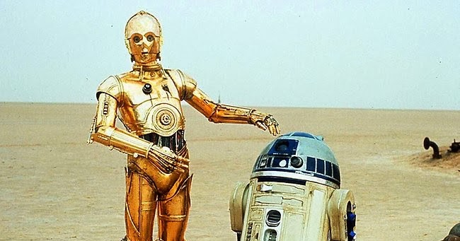 R2d2 And C3po Desert 11 bits of trivia abou...