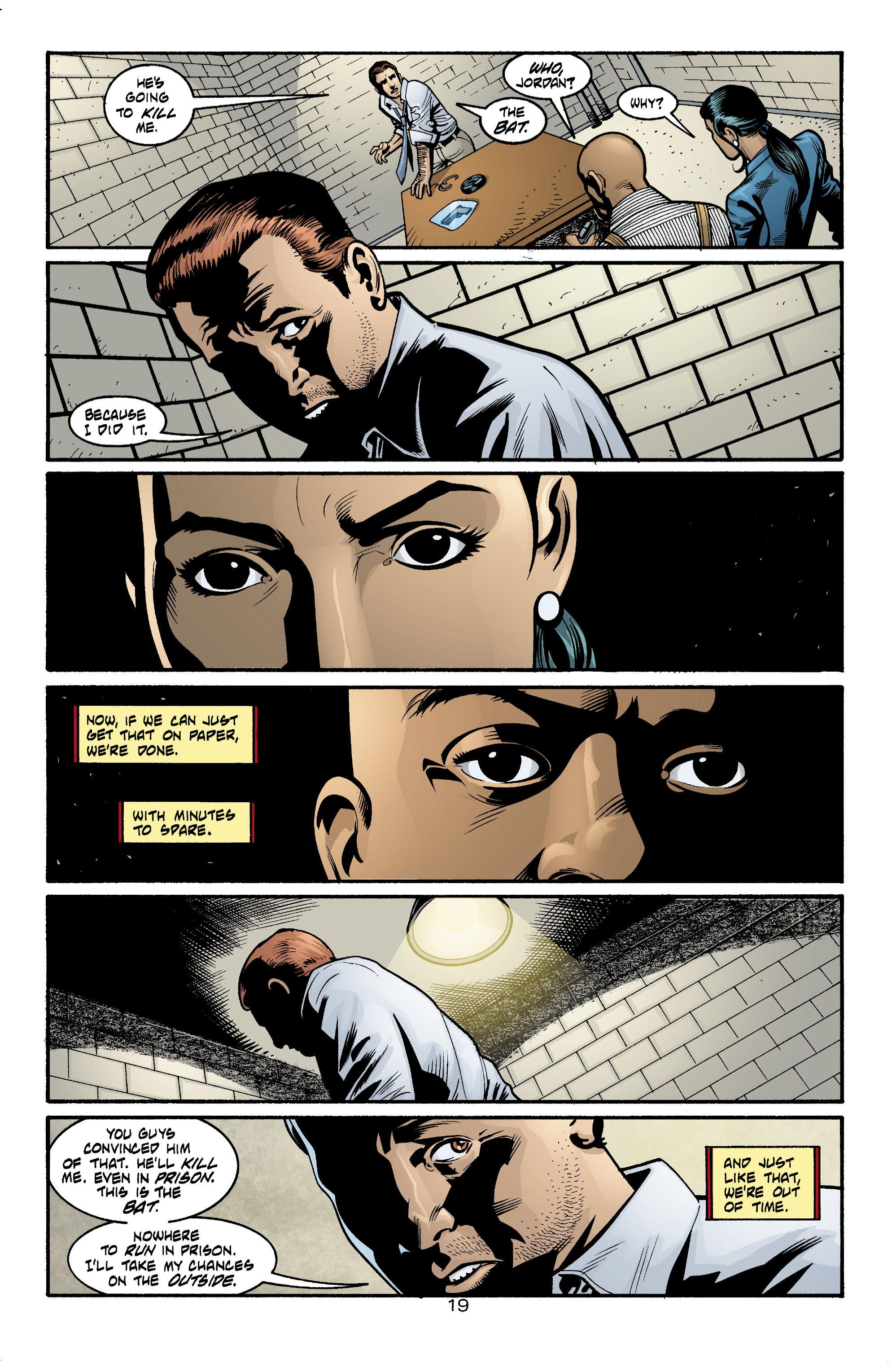 Detective Comics (1937) 754 Page 18