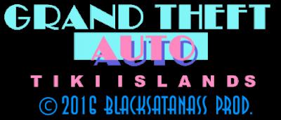 Total Conversion GTA: Tiki Islands (BETA 1.0)
