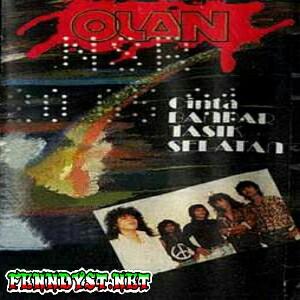 Olan - Cinta Bandar Tasik Selatan (1991) Album cover