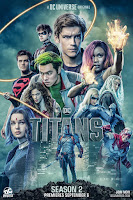 Titans Season 2 Complete [English-DD5.1] 720p HDRip ESubs Download