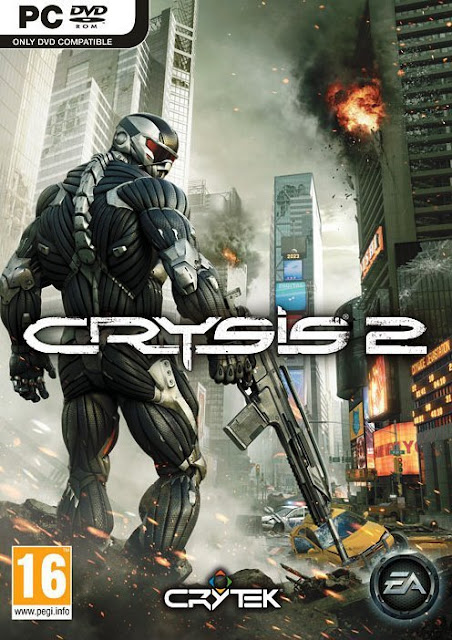 Crysis 2 Full PC Game Free Download