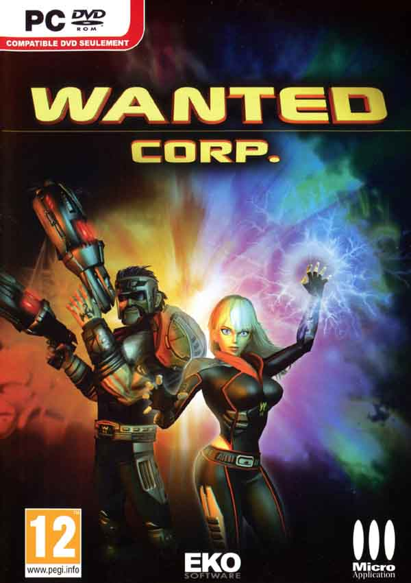Wanted Corp. Download Cover Free Game
