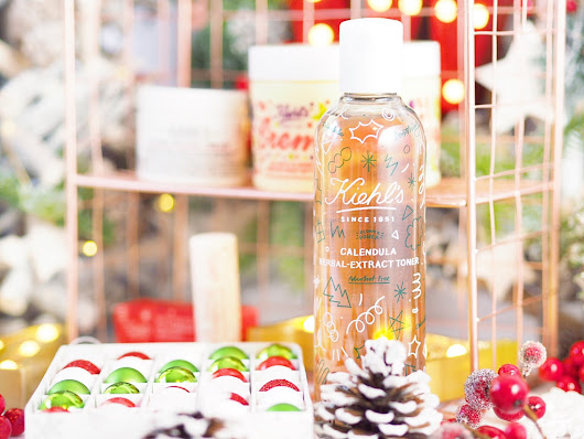 What to Pick Up From Kiehl's This Christmas | Lady Writes