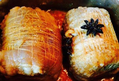 Cách làm thịt ba chỉ bó ướp ngũ vị ngon ngất ngây - 2