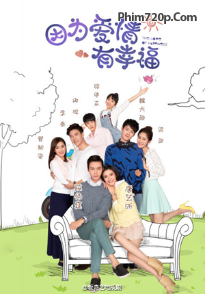 The Love of Happiness 2016 poster