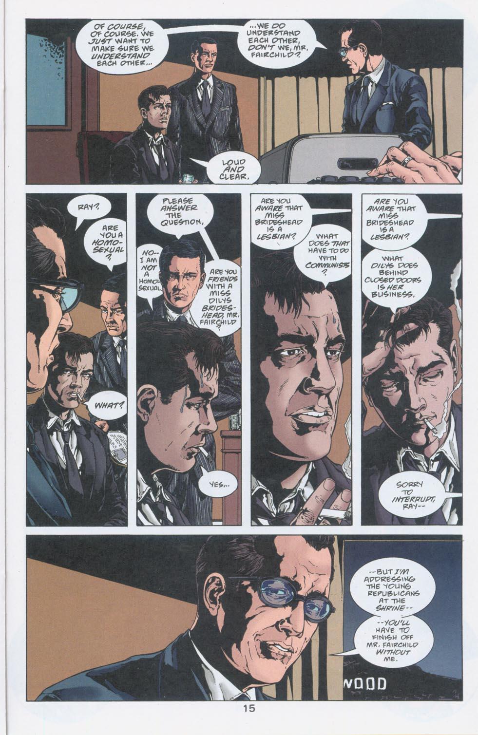 Read online American Century comic -  Issue #6 - 15