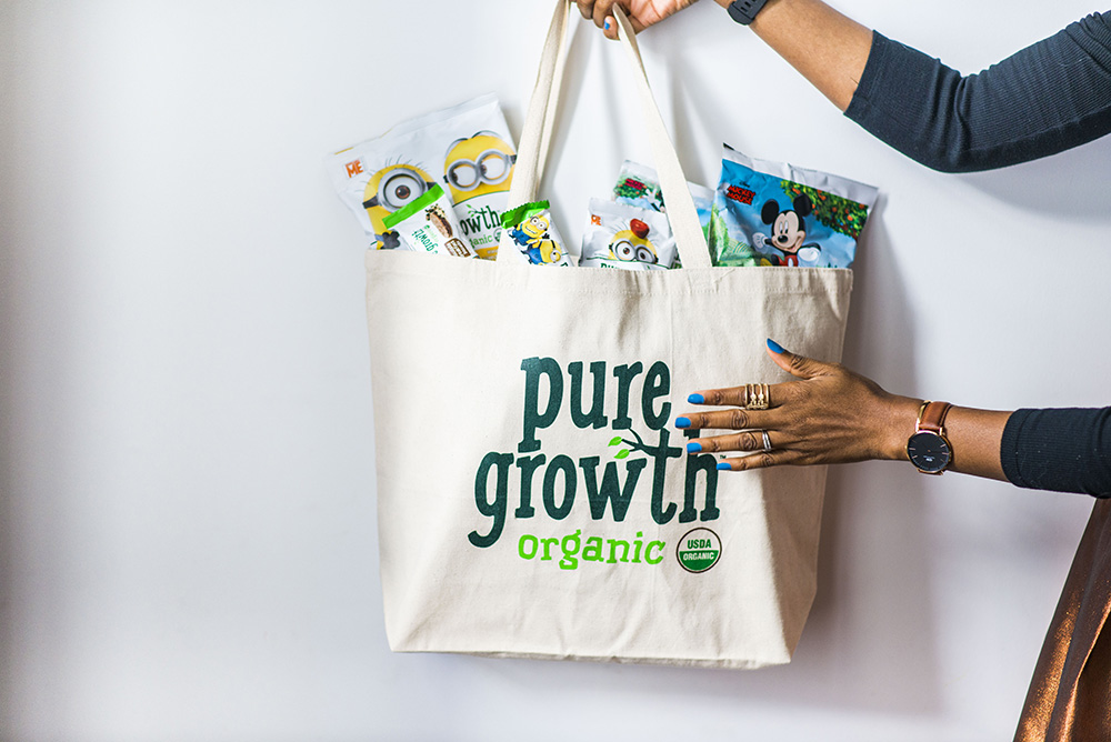 My review of Pure Growth Organic Products