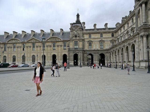 Paryż, Francja, muzeum